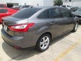 2014 Sterling Gray Ford Focus SE Sedan #95946098