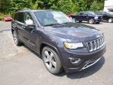 2015 Jeep Grand Cherokee Maximum Steel Metallic