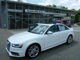2014 Ibis White Audi S4 Premium plus 3.0 TFSI quattro #95989149