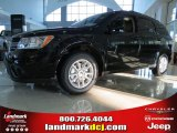 2014 Pitch Black Dodge Journey SXT #96014017