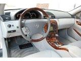 2002 Mercedes-Benz CL Interiors