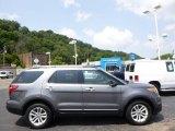 2011 Sterling Grey Metallic Ford Explorer XLT 4WD #96014001