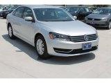 2014 Reflex Silver Metallic Volkswagen Passat 1.8T S #96014255