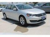 2014 Reflex Silver Metallic Volkswagen Passat 1.8T SE #96014248