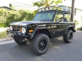 Ford Bronco 1970 Data, Info and Specs