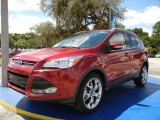 2014 Ruby Red Ford Escape Titanium 2.0L EcoBoost #96045215