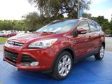 2014 Ruby Red Ford Escape Titanium 2.0L EcoBoost #96045214
