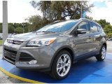 2014 Sterling Gray Ford Escape Titanium 2.0L EcoBoost #96045213