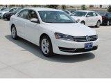 2014 Candy White Volkswagen Passat 1.8T SE #96045529