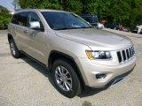 2015 Jeep Grand Cherokee Cashmere Pearl