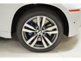 BMW X6 M 2014 Wheels and Tires