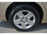 2007 Chevrolet Malibu LT Sedan Wheel