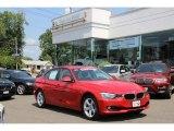 2014 Melbourne Red Metallic BMW 3 Series 328i xDrive Sedan #96045076