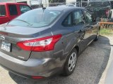 2014 Sterling Gray Ford Focus S Sedan #96045168