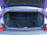 2013 Dodge Challenger SRT8 Core Trunk