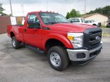 2015 Ford F250 Super Duty XL Regular Cab 4x4 Data, Info and Specs