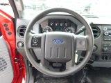 2015 Ford F250 Super Duty XL Regular Cab 4x4 Steering Wheel