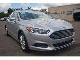 2013 Ingot Silver Metallic Ford Fusion SE #96045401