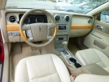 2009 Lincoln MKZ Interiors