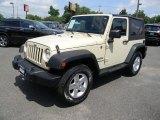 2011 Sahara Tan Jeep Wrangler Sport 4x4 #96086421