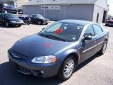 2003 Steel Blue Pearlcoat Chrysler Sebring LXi Sedan #9555842