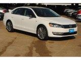 2014 Candy White Volkswagen Passat 1.8T SE #96086568