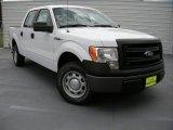 2014 Oxford White Ford F150 XL SuperCrew #96125583
