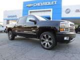 2014 Black Chevrolet Silverado 1500 High Country Crew Cab #96125642