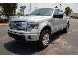 2014 Ingot Silver Ford F150 Platinum SuperCrew 4x4 #96125705
