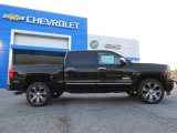 2014 Chevrolet Silverado 1500 High Country Crew Cab Data, Info and Specs