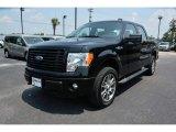 2014 Tuxedo Black Ford F150 STX SuperCrew 4x4 #96125703