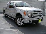 2014 Ingot Silver Ford F150 XLT SuperCrew 4x4 #96125579