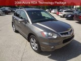 2008 Carbon Bronze Pearl Acura RDX Technology #96125576