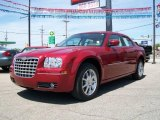 2008 Inferno Red Crystal Pearl Chrysler 300 Touring AWD #9564587