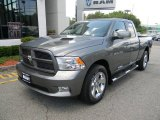 2012 Mineral Gray Metallic Dodge Ram 1500 Sport Quad Cab 4x4 #96125674