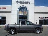 2006 Mineral Gray Metallic Dodge Ram 1500 SLT Quad Cab 4x4 #9559342