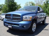 2006 Atlantic Blue Pearl Dodge Ram 1500 Sport Quad Cab 4x4 #9566794