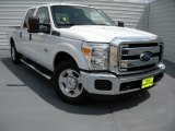 2015 Oxford White Ford F250 Super Duty XLT Crew Cab #96125587