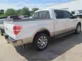 2014 White Platinum Ford F150 King Ranch SuperCrew #96160232