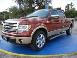 2014 Sunset Ford F150 King Ranch SuperCrew #96160309