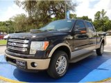 2014 Kodiak Brown Ford F150 King Ranch SuperCrew #96160305