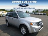 2012 Ingot Silver Metallic Ford Escape XLT V6 4WD #96160374