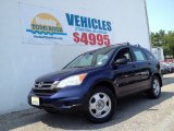 2011 Royal Blue Pearl Honda CR-V LX 4WD #96160764