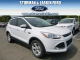 2014 Oxford White Ford Escape SE 2.0L EcoBoost 4WD #96160371