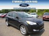 2014 Tuxedo Black Ford Escape Titanium 2.0L EcoBoost 4WD #96160369