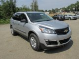 2015 Chevrolet Traverse LS AWD Data, Info and Specs