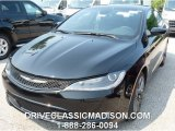 2015 Black Chrysler 200 S #96160559