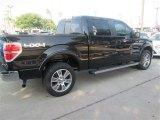 2014 Tuxedo Black Ford F150 Lariat SuperCrew 4x4 #96160236