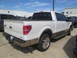 2014 White Platinum Ford F150 King Ranch SuperCrew #96160233