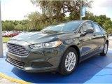 2015 Guard Metallic Ford Fusion S #96160312